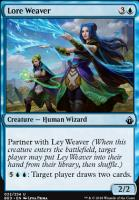 Battlebond: Lore Weaver