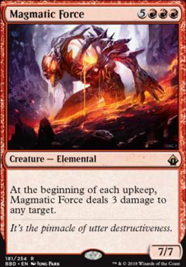 Battlebond: Magmatic Force