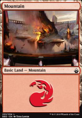 Battlebond: Mountain (253 A)
