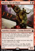 Battlebond: Okaun, Eye of Chaos