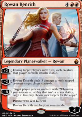 Battlebond: Rowan Kenrith