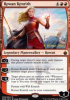 Promotional: Rowan Kenrith (Release Foil)