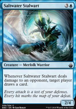 Battlebond: Saltwater Stalwart