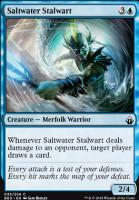 Battlebond Foil: Saltwater Stalwart