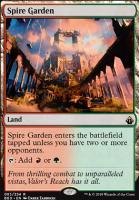 Battlebond: Spire Garden