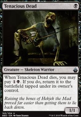Battlebond: Tenacious Dead