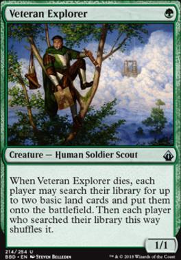 Battlebond: Veteran Explorer