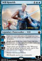 Promotional: Will Kenrith (Release Foil)