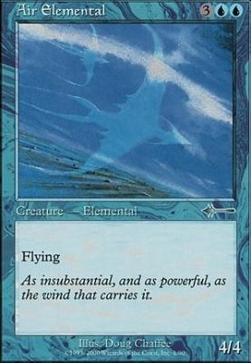 Beatdown: Air Elemental