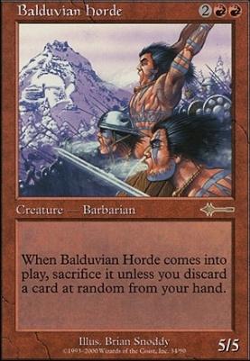 Beatdown: Balduvian Horde