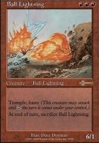 Beatdown: Ball Lightning