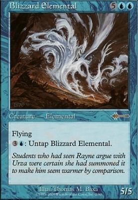 Beatdown: Blizzard Elemental