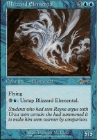 Beatdown: Blizzard Elemental