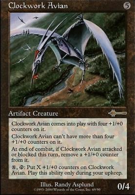 Beatdown: Clockwork Avian
