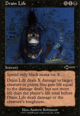 Beatdown: Drain Life