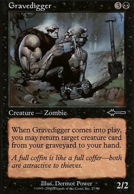 Beatdown: Gravedigger