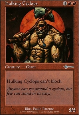 Beatdown: Hulking Cyclops