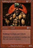Beatdown: Hulking Cyclops