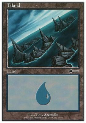 Beatdown: Island (79 A)