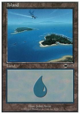 Beatdown: Island (80 B)