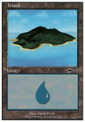 Beatdown: Island (81 C)