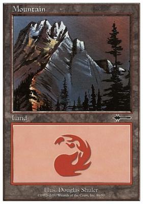 Beatdown: Mountain (86 B)