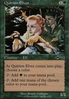 Beatdown: Quirion Elves