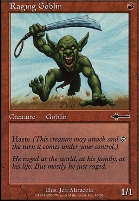 Beatdown: Raging Goblin