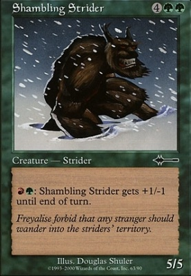 Beatdown: Shambling Strider