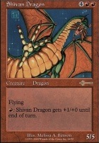 Beatdown: Shivan Dragon