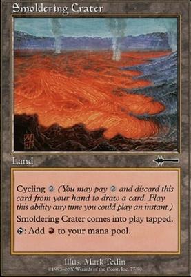 Beatdown: Smoldering Crater