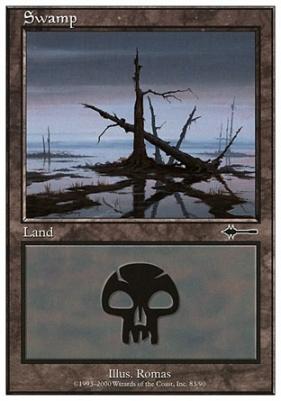 Beatdown: Swamp (83 B)