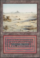 Beta: Badlands