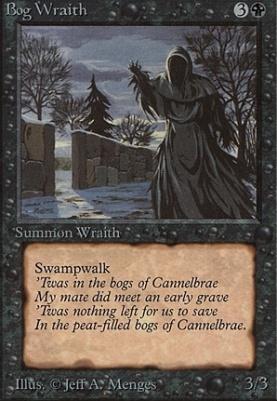 Beta: Bog Wraith