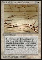 Beta: Circle of Protection: White