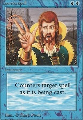 Beta: Counterspell