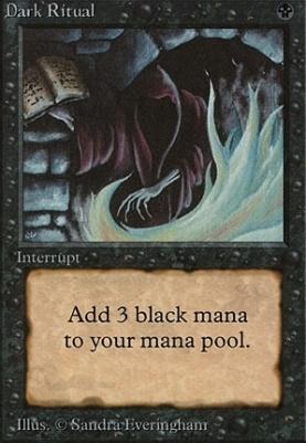 Beta: Dark Ritual