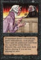 Beta: Demonic Attorney