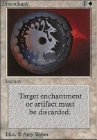 Beta: Disenchant