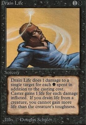 Beta: Drain Life