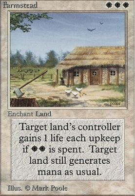 Beta: Farmstead