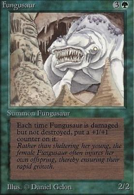 Beta: Fungusaur