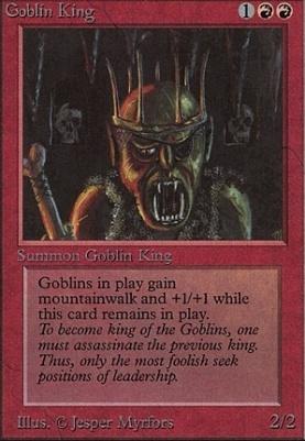 Beta: Goblin King