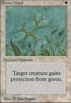 Beta: Green Ward