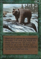 Beta: Grizzly Bears