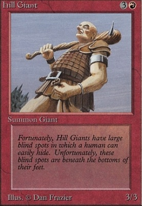 Beta: Hill Giant