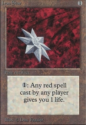 Beta: Iron Star