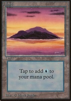 Beta: Island (B)