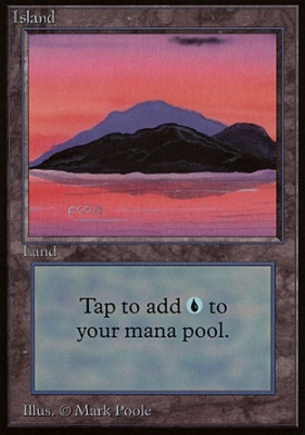 Beta: Island (C)