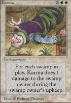Beta: Karma